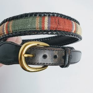 REI Native Southwestern Inlaid Double Loop Lacing